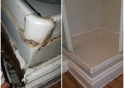 Shower Leak Repair